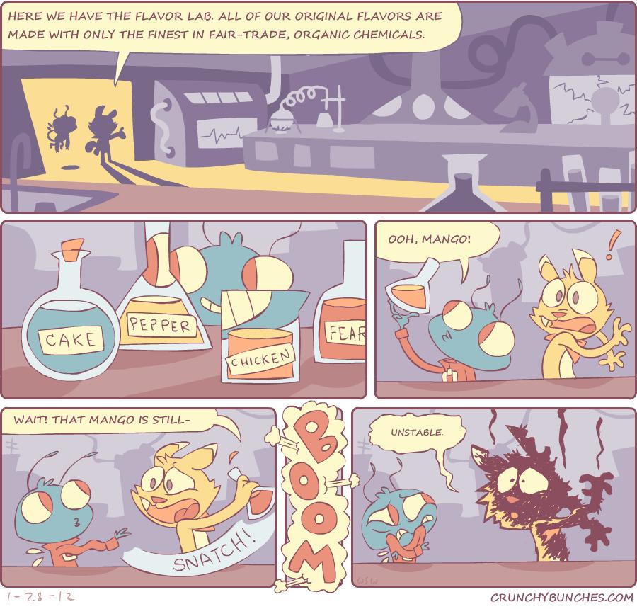 Flavor Lab