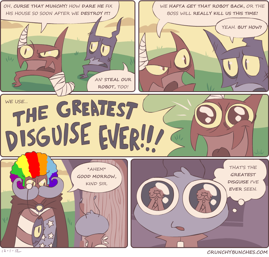 The Greatest Disguise