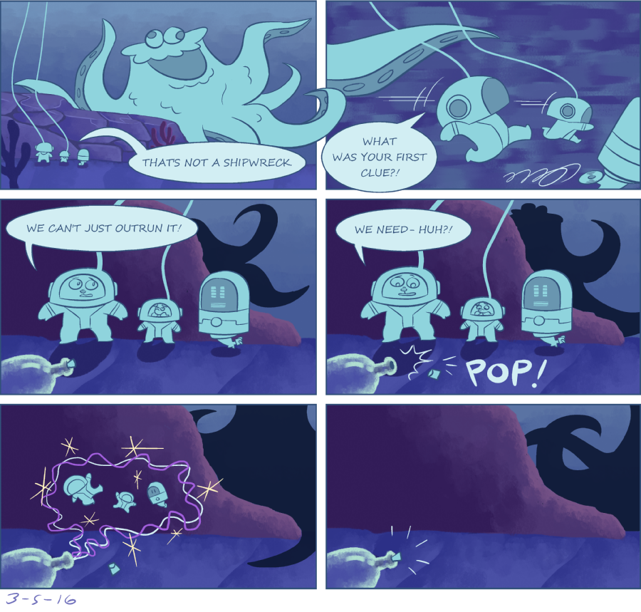 Not A Shipwreck
