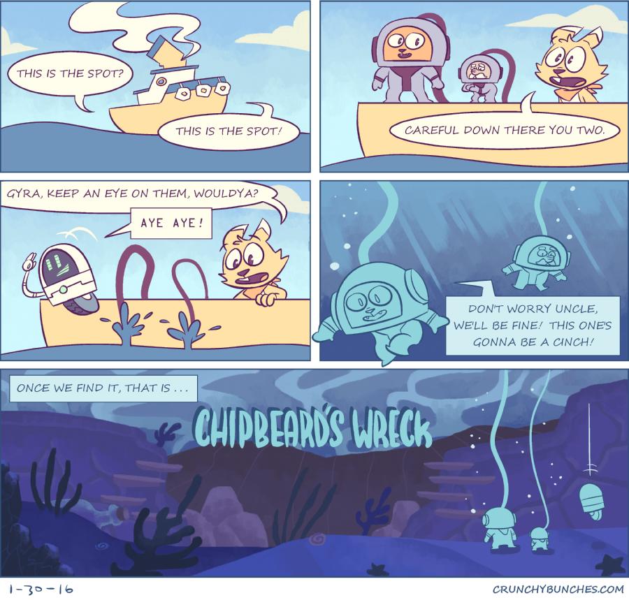 Chipbeard's Wreck